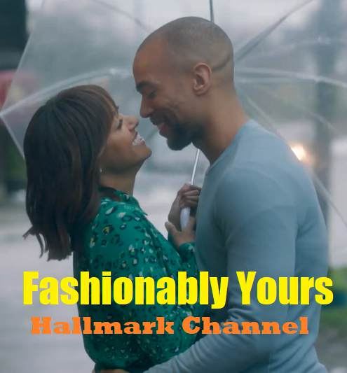 An image of Countdown To Movie Premiere of Fashionably Yours on Hallmark Channel