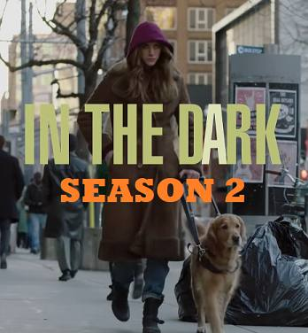 An image of Countdown To Season 2 of In the Dark on The CW