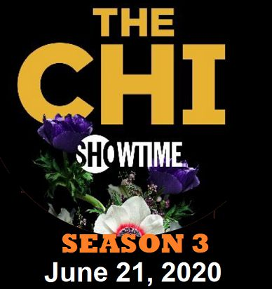 An image of Countdown To Season 3 of The Chi on Showtime