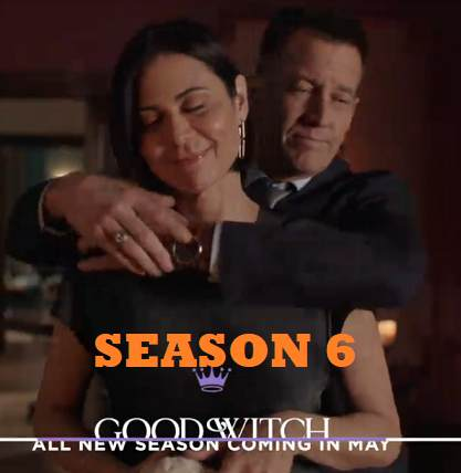 An image of Countdown To season 6 of Good Witch on Hallmark Channel