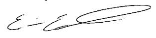 Eric Ebron signature