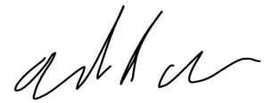 G-Eazy's signature