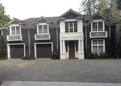 Jason Bay's house Medina WA pictures