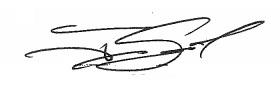 Jonny Gomes signature