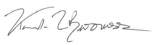 Kandi Burruss signature