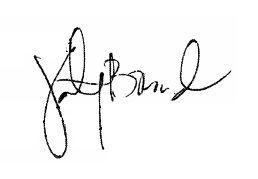Katy Perry's signature