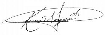 Kimbo Slice's signature