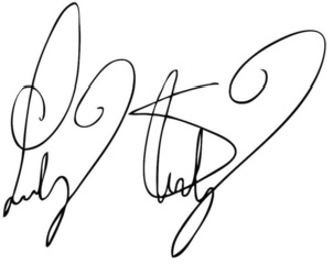 Lindsey Stirling signature