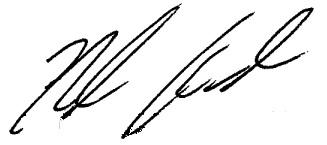 Nolan Arenado's signature