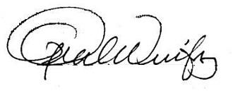 Oprah Winfrey's Signature