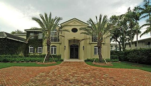Paul Wight's home Miami, Florida - house picture