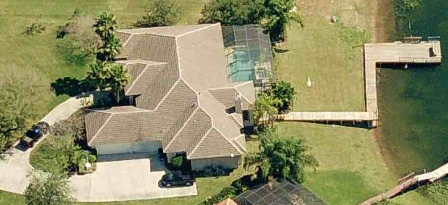 Paul Wight's home Odessa, Florida - house picture