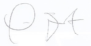 Taylor Swift's signature
