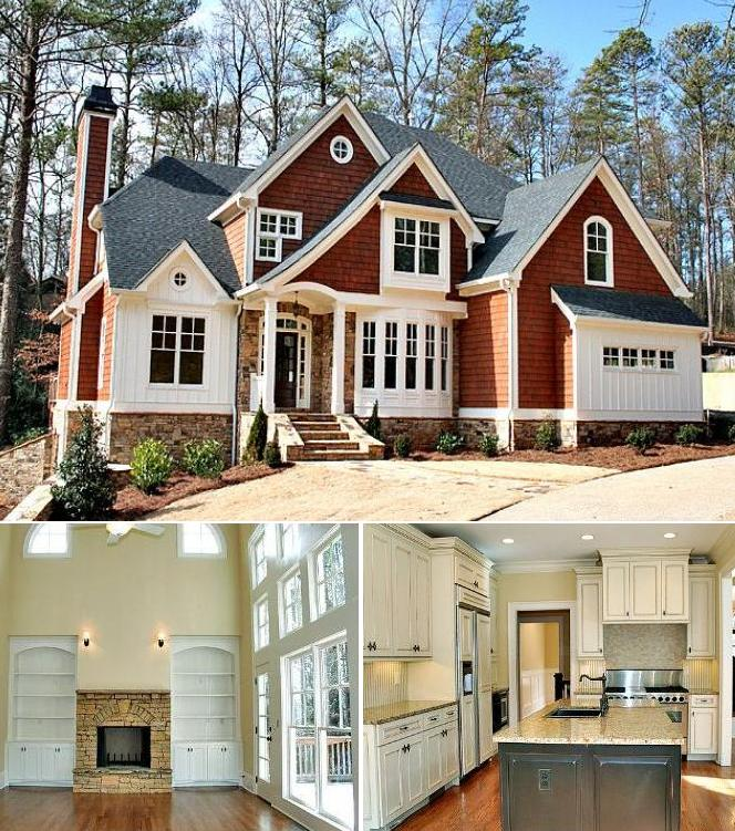 The dream 39 s house atlanta georgia pictures rare facts for Dream homes in atlanta