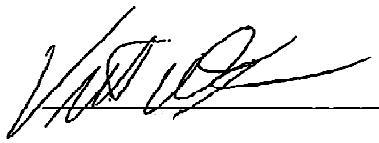 Vince McMahon's signature