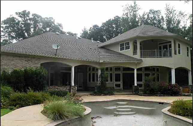 2 Chainz house Palmetto GA - Georgia home pictures