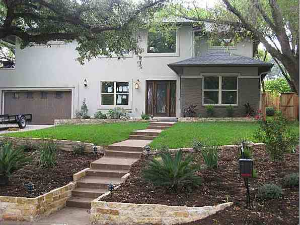 Aaron Ross' house Austin, Texas - home pictures