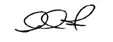 Adam Jones Signature