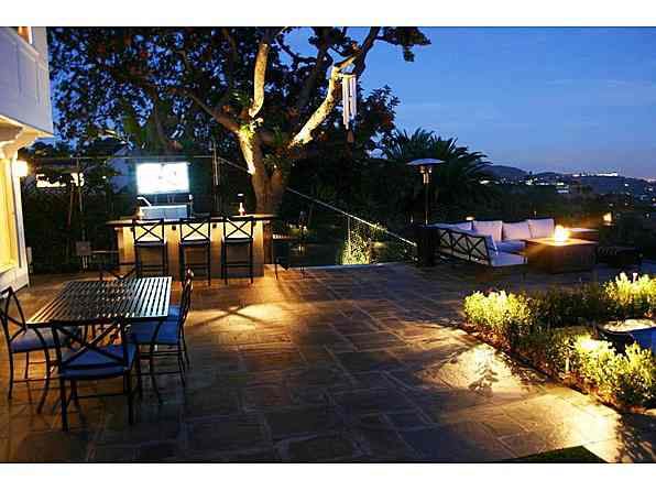 Alison Sweeney house Hollywood Hills West CA - California home pictures
