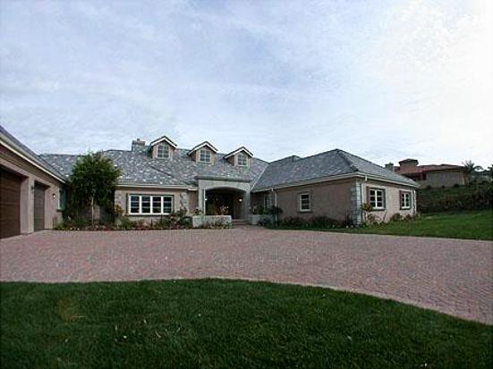 Brad Penny house Calabasas California
