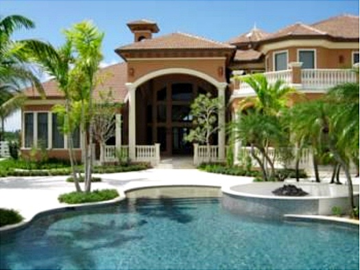 Brandon Marshall's house Southwest Ranches Florida