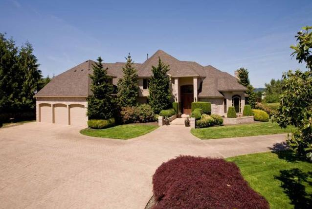 Brandon Roy's house in Tualatin, Oregon