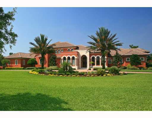 Brian Dawkins former house Orlando, Florida