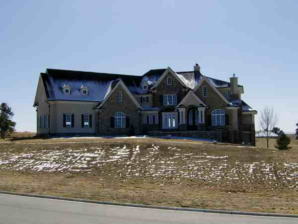 Brian Dawkins house Parker Colorado