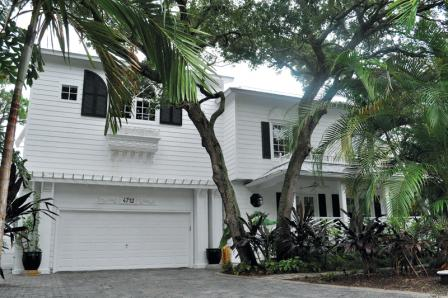 Brian Roberts house in Sarasota, Florida - home pictures