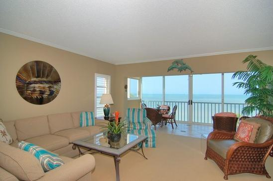 Bryan McCabe's condo in Naples, Florida