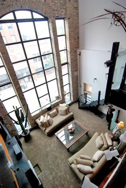 CM Punk's house in Chicago, Illinois - home photos