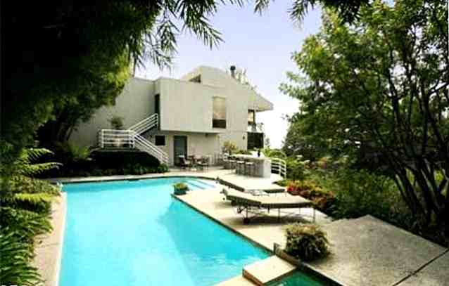 Cat deeley house los angeles ca california home pictures