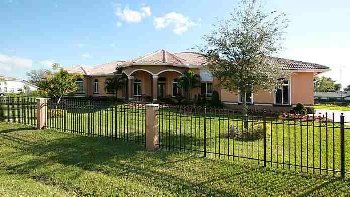 Chad Henne's house in Plantation, Florida