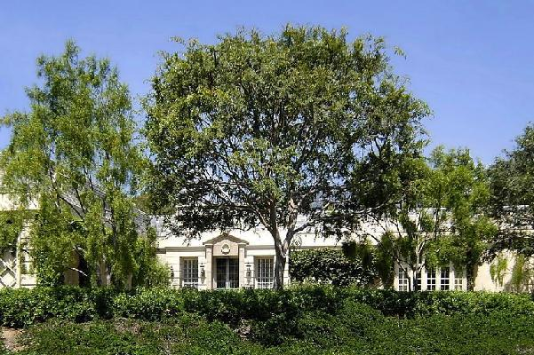 Donald Bellisario's house Montecito, California - CA home pictures