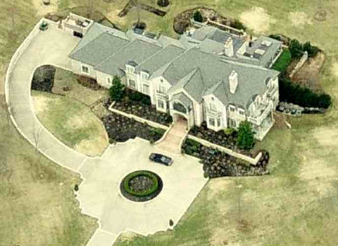 Donna Summer's house on Brentwood Tennessee
