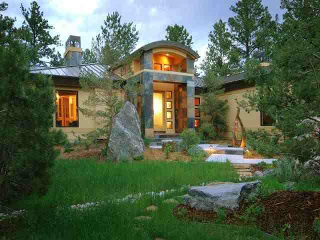 Elvis Dumervil house Castle Rock, Colorado