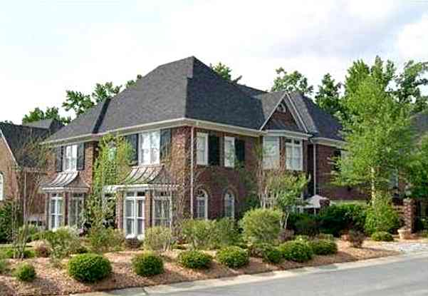 Emily Maynard house Charlotte NC - North Carolina home pictures