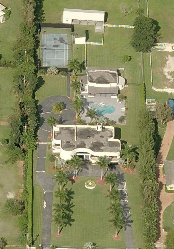 Flo Rida house Southwest Ranches Florida