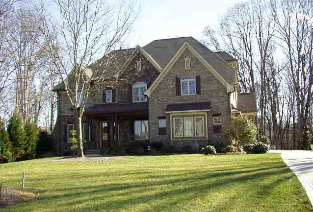 Hakeem Nicks house Waxhaw, North Carolina
