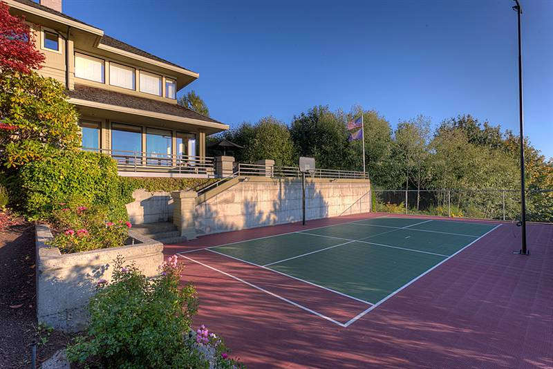 Hope Solo house Kirkland WA - home pictures