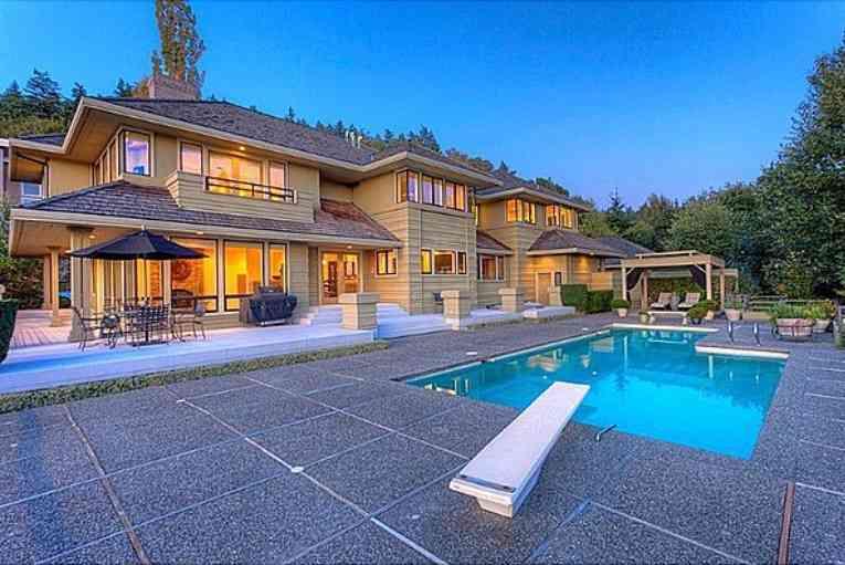Hope Solo house Kirkland WA - Washington home pictures