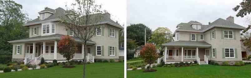 Jason Bay's house Larchmont NY - pictures New York home