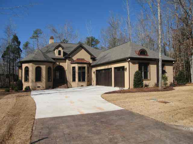 Jason Dufner house Auburn, AL - Alabama home pictures