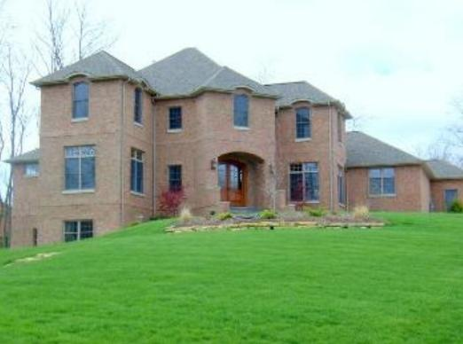 Jayson Werth house - home pictures - Springfield IL