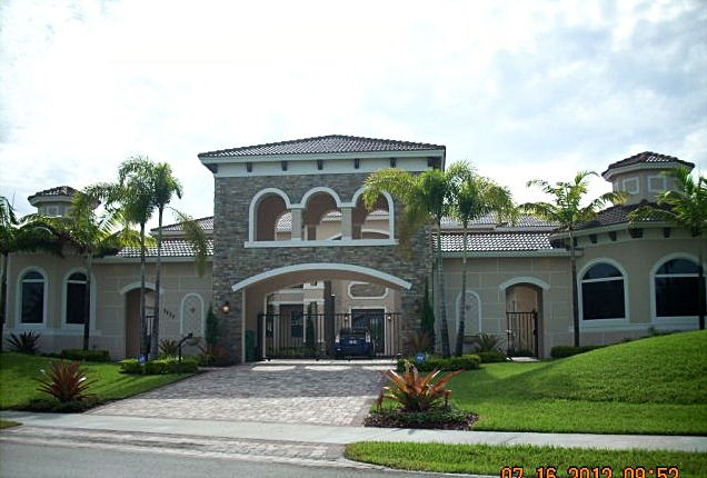 Joe Philbin house Davie FL pictures