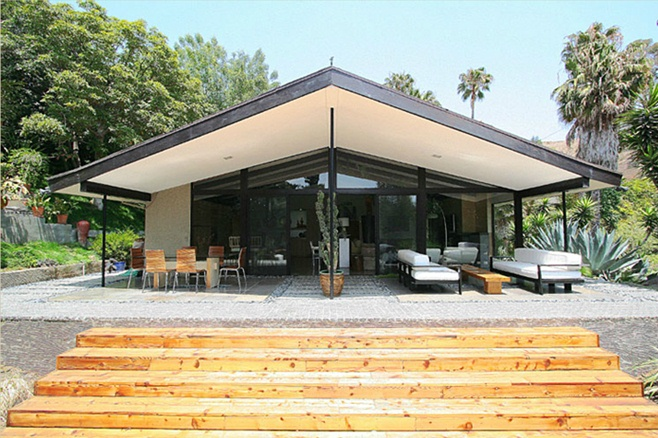 John Legend house Hollywood, CA - home pictures