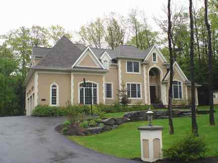 photo: house/residence of cool friendly fun  10 million earning Ithaca, New York, United States-resident