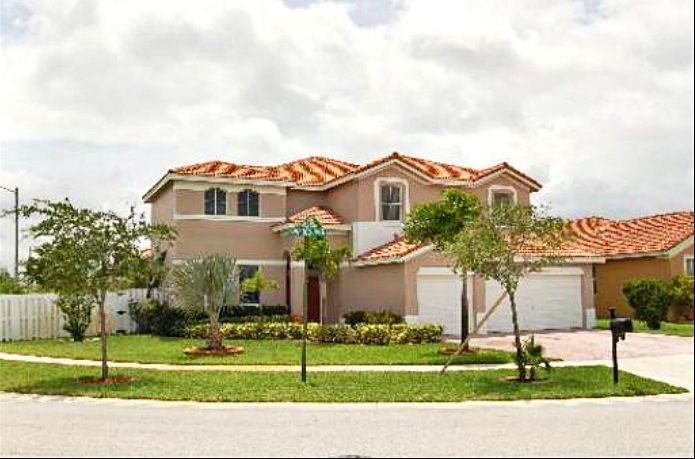 Jose lezcano 39 s house pembroke pines florida pictures and for Celebrity homes in florida