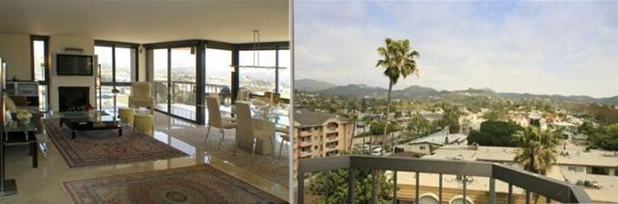 Karyn White house Glendale California - home pictures Glendale, CA