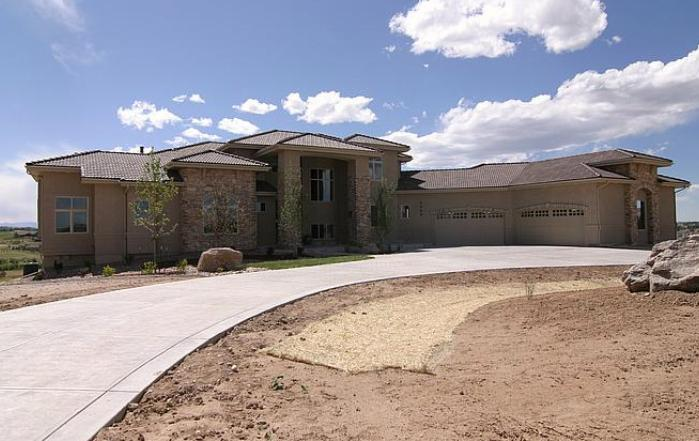 Photos of Knowshon Moreno house in Parker, Colorado